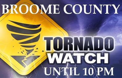 Tornadowatchvestal