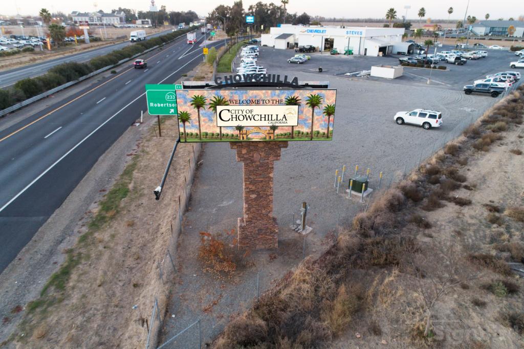 Chowchilla Billboard